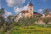 Národní kulturní památka zámek Vimperk, stále není rozhodnuto, kdo bude v budoucnu zámek vlastnit a spravovat.