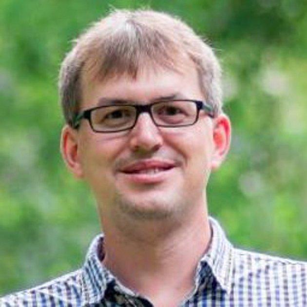 Martin Vališ, 34let, Vimperk, Vimperáci spodporou KDU-ČSL