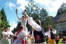 Libín-S Prachatice se rozhodl připomenout práci českých plavců při Letních jelenovršských slavnostech.