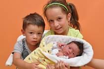 V úterý 28. července se narodila Zuzana Loudová. Poprvé na svět zakřičela v 1 hodinu a osmačtyřicet minut. Při narození vážila 4020 gramů. V Říhově se na malou sestřičku těšila šestiletá Pavlínka a dvouapůlletý Patrik.