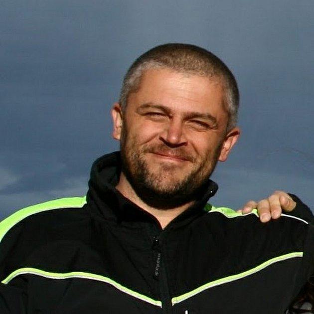 Jakub Vlášek, majitel Šumavské asistenční a odtahové služby.