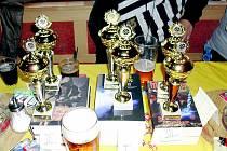 Ceny do turnaje.
