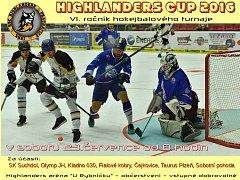 Highlanders cup se blíží.