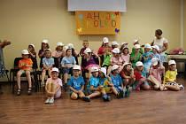 Volarští předškoláci se loučili se školkou.
