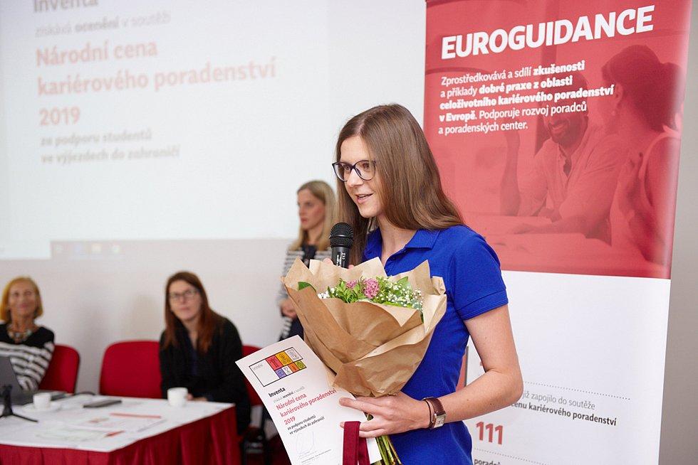 Vimperští studenti vyhráli v národní soutěži.