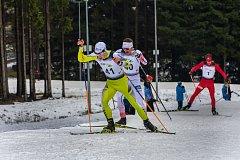 Lyžaři ze Šumavy se na MČR neztratili.