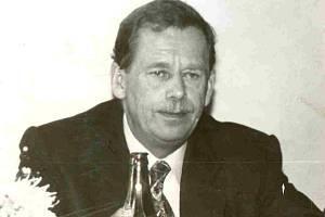 Václav Havel.