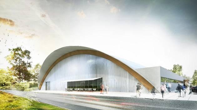 Projekt na stavbu zimního stadionu je možné koupit komplet. Stačí najít místo, doprojektovat napojení a peníze na dofinancování. Do dvou let by mohly mít Prachatice místo pro zimní sporty pro veřejnost i amatérské sportovce.