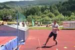 Roman Šebrle radil mladým sportovcům.
