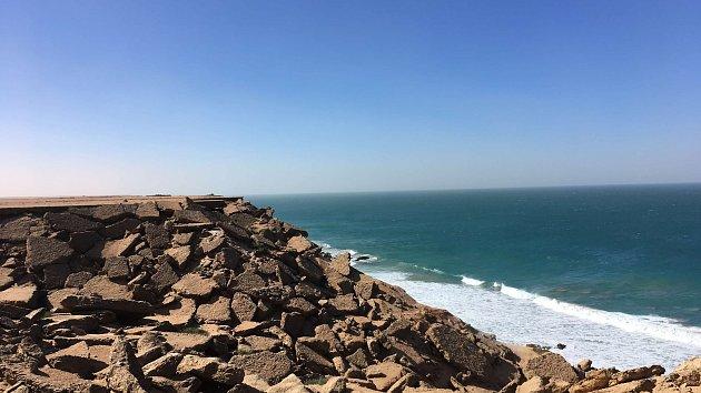 Cesta Tadeáše Šímy Afrikou z Maroka až do Kapského města