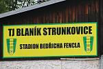 Přípravný fotbal: Strunkovice - Hradiště 7:1.