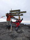 Ivo Grabmüller zdolal takzvanou Korunu světa, nejvyšší vrcholy všech sedmi kontinentů.
