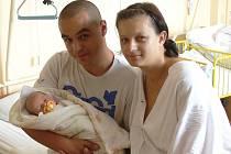 Lucie Rohová se v prachatické porodnici narodila v pondělí 9. září v 10.55 hodin. Holčička při narození vážila 2830 gramů. Rodiče Lenka a Lukáš jsou z Nebahov.
