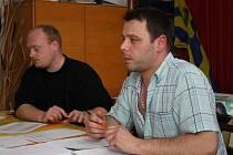 Nové vedení obce Zbytiny čeká také dát do pořádku účetnictví.