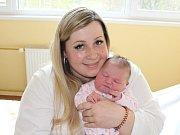 V prachatické porodnici se v sobotu 14. dubna v 15 hodin a 5 minut narodila Anežka Matoušková. Vážila 4610 gramů. Rodiče Alena a Jan Matouškovi jsou z Bošic u Čkyně a Anežka je prvorozená.