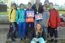 Žáci ZŠ Národní jsou opět ve finále OVOV.
