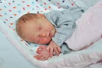 ADRIANA VIKTOROVÁ, VIMPERK. Narodila se ve čtvrtek 2. července v 8 hodin a 16 minut ve strakonické porodnici. Vážila 3030 gramů. Má brášku Adámka (5 let). Rodiče: Iva a Miroslav.