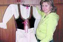 Marta Šnajdrová.