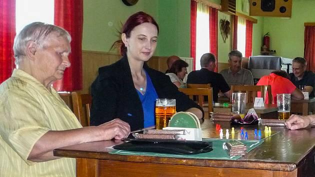 Výborná parta se sešla při 13. ročníku turnaje v Člověče, nezlob se v Bohumilicích.
