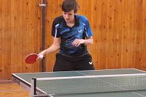Pokračovaly soutěže stolních tenistů na Prachaticku.