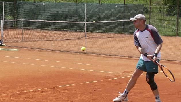 Ve Vitějovicích možná budou tenisové kurty.