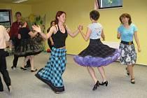 Taneční skupina Mary Lou.