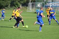 Dalším kolem pokračovaly okresní fotbalové soutěže na Prachaticku.