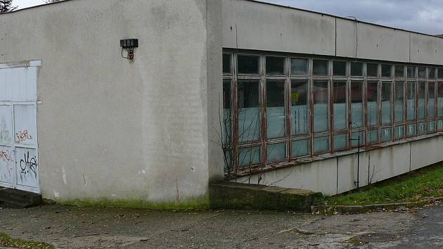 Vimperská výměníková stanice