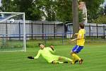 Vimperk si veze z Vodňan bod za remízu 0:0.