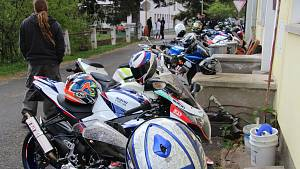 Prachatičtí motorkáři zahájili sezonu