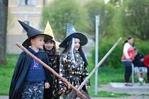 Čarodějnice ve Vimperku.