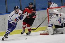 Hokejisté nezvládli poslední zápas se Strakonicemi, sezona pro ně již skončila.