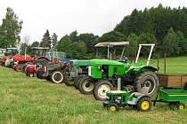 Michalovští vytáhli traktory.