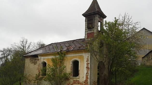 Kaple v Brantlově ulici