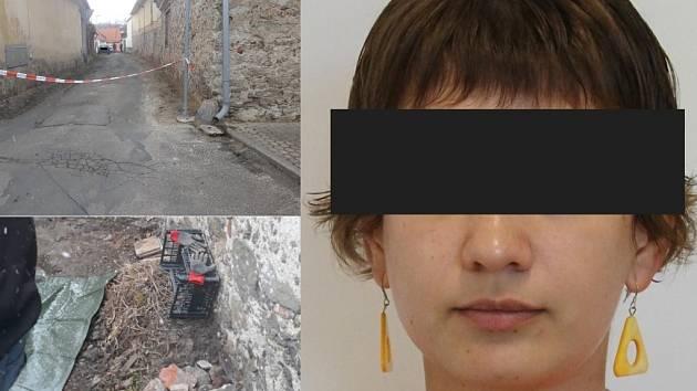Pohřešovanou ženu policisté našli mrtvou. Zemřela násilnou smrtí.