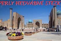 Uzbekistán – Perly hedvábné stezky