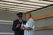 Oslava 90.výročí založení Sboru dobrovolných hasičů Chlumany.