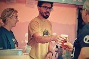 Prachatické bavil Festival piva.