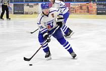 Hokejisté Vimperka zápas s Veselím nezvládli a play off se jim vzdaluje.