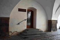 Prachatice, Galerie Dolní brána.