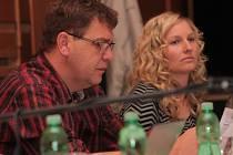 Zdeněk Kutil a Iveta Preslová (na snímku) jsou pro většinu zastupitelů ve Vimperku nepřijatelní jako členové kontrolního výboru. Jejich původní působení v kontrolním výboru vimperského zastupitelstva skončilo v lednu jejich odvoláním.