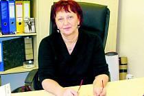 Jaroslava Vlčková.