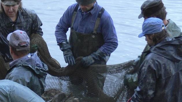 Halového závodu se zúčastnilo celkem 72 závodníků, kteří prokázali svoje kvality v rybolovné technice.. Ilustrační foto.