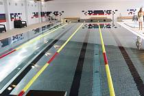 Volarští otevřeli nově opravený bazén.