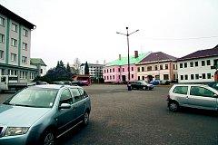 Volarské náměstí.
