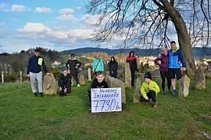 Volarští sportovci mají za duben na svém konce 7 730 kilometrů.