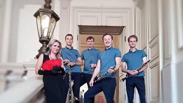 Klarinetový soubor Prachatice získal 20. zlaté ocenění na festivalu v Bratislavě.