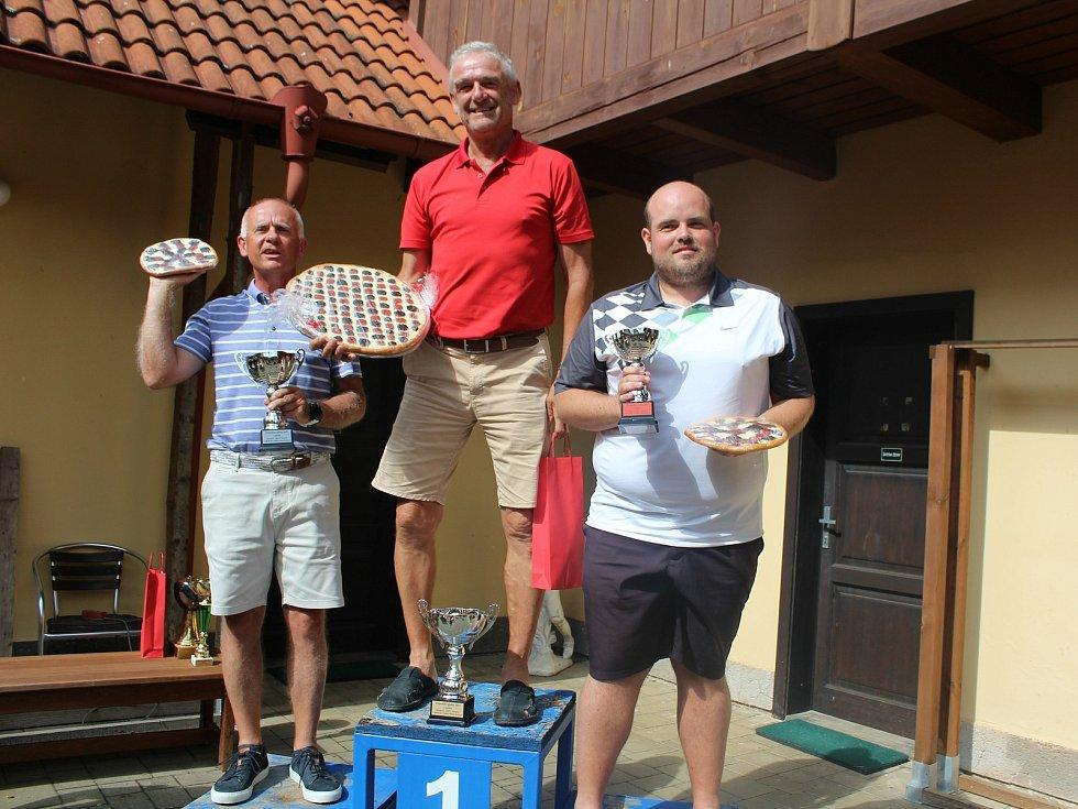 Třeboňský pohár golfistů.