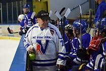 Vimperští hokejisté brali všechny tři body.
