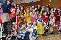 Karneval ve Strunkovicích nad Blanicí.
